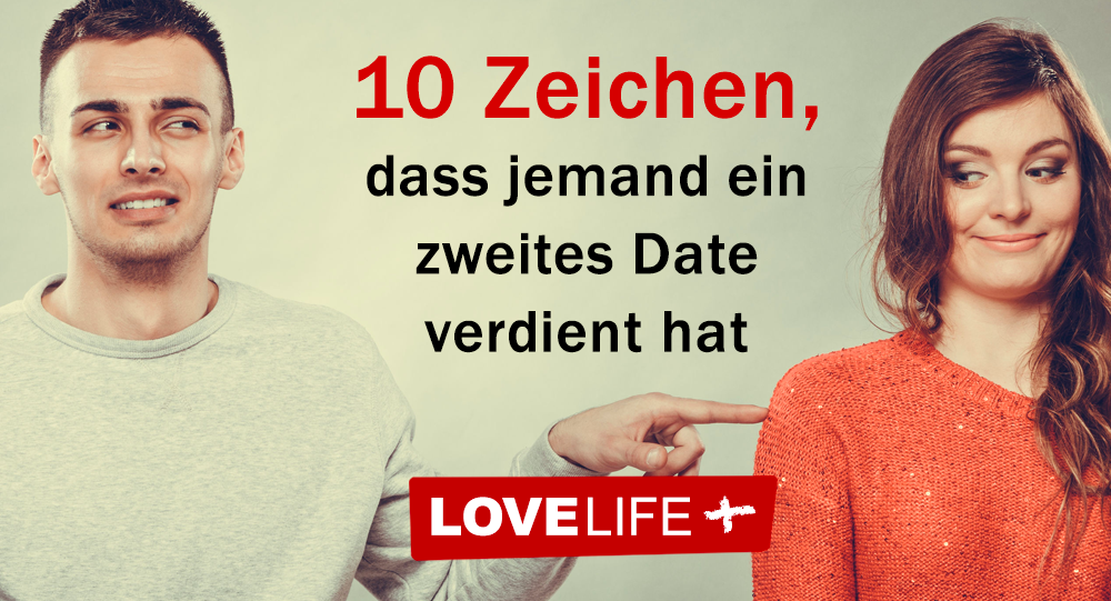 Warnsignale in Dating