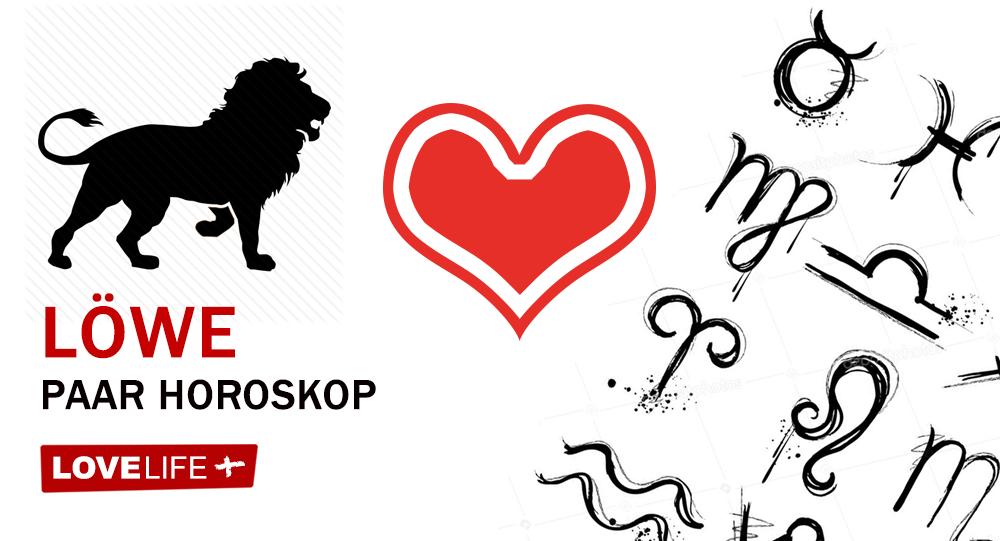 löwe und waage liebeshoroskop