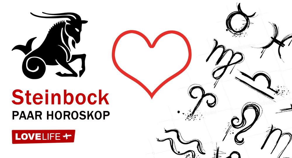 Steinbock Paar Horoskop 2018 - LoveLife.plus