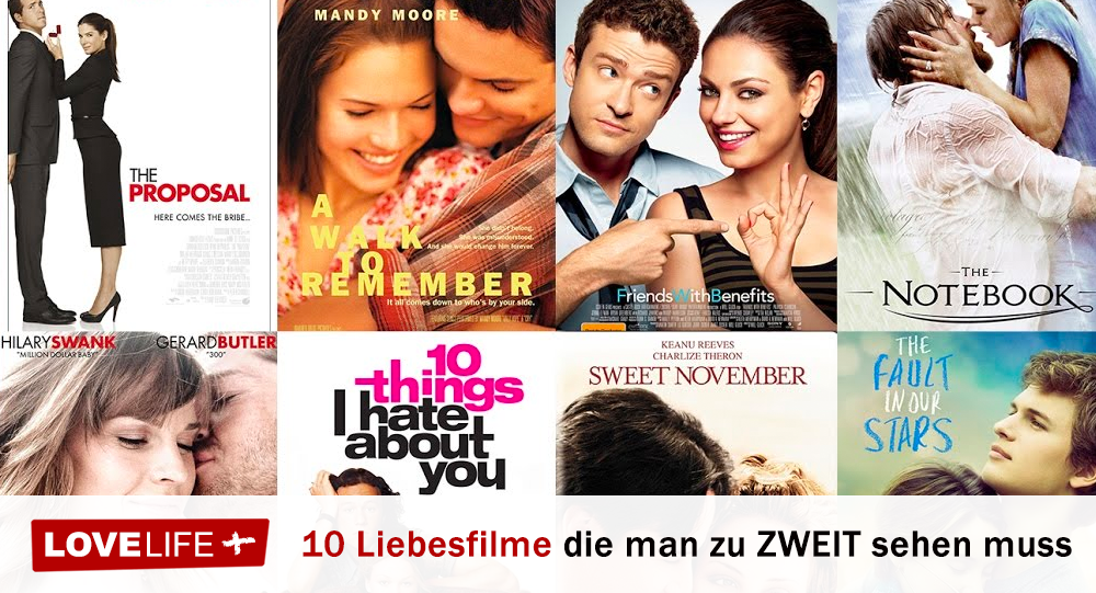 top 10 liebesfilme die man zu zweit sehen muss. Black Bedroom Furniture Sets. Home Design Ideas