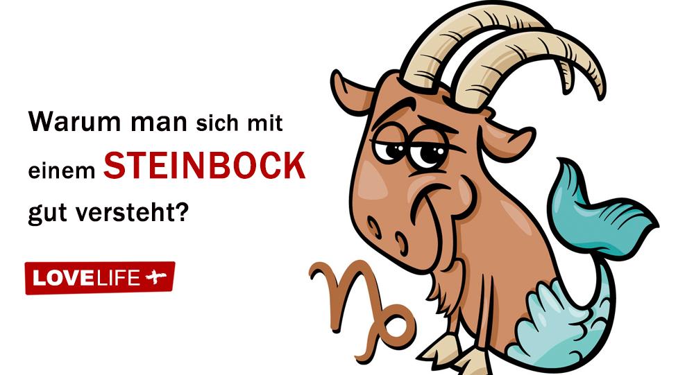 Steinbock sternzeichen mann 2017